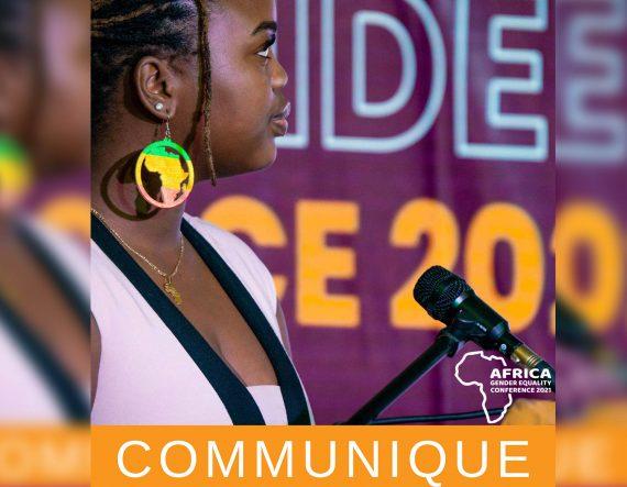 #AGEC2021 Communique
